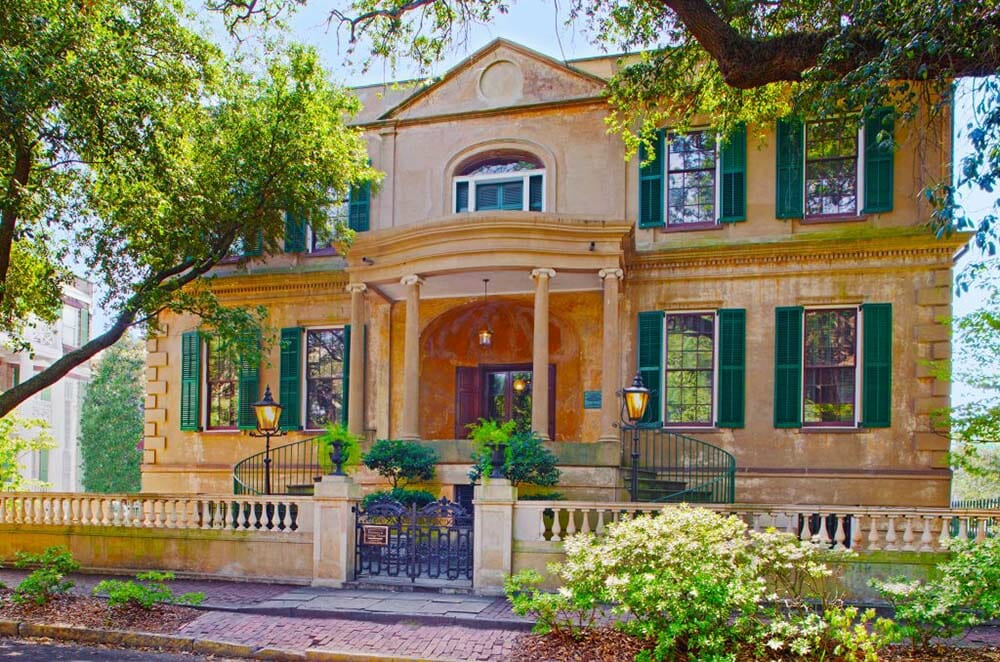 Savannah Plantation Tours - Owens Thomas House