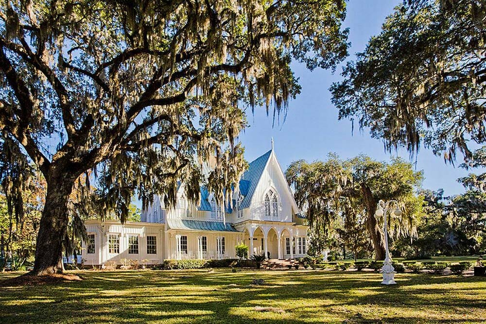 Savannah Plantation Tours - Rose Hill Mansion Bluffton, SC