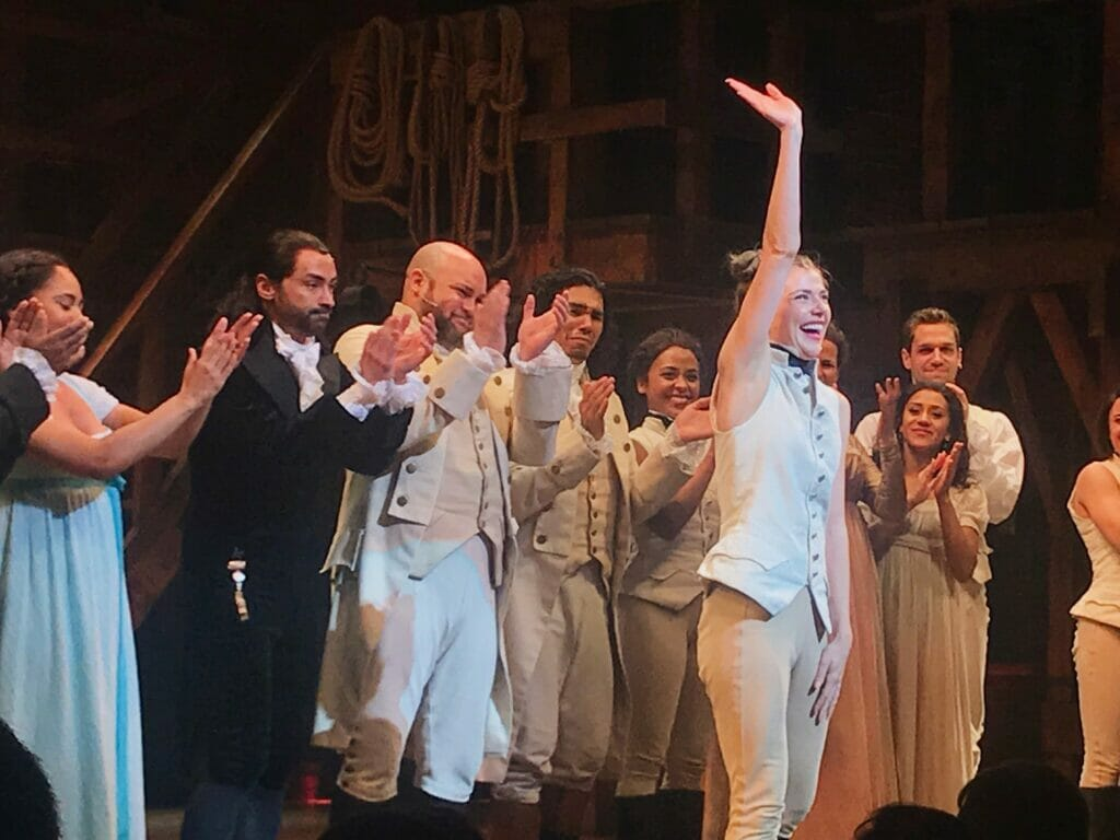 Eliza Ohman - Six the Musical - Hamilton