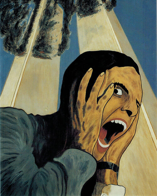 """The American Scream"" by George Mullen"