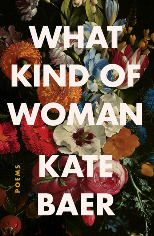 poetry books - what kind of woman